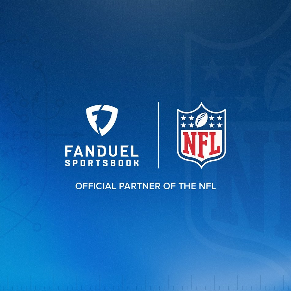 NFL Announce First Ever Betting Partnership with FanDuel