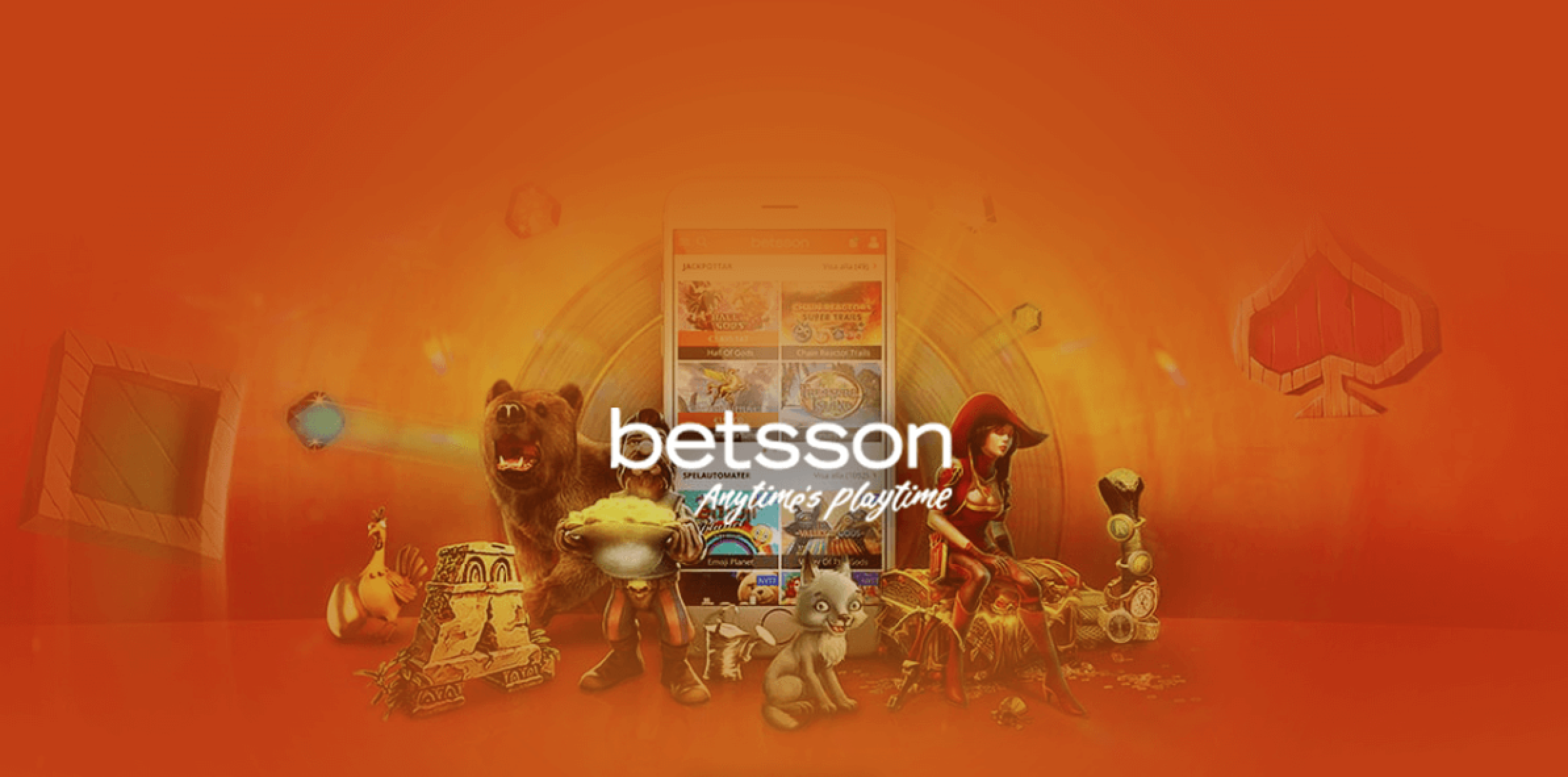 Betsson and Playtech Strengthen Relationship