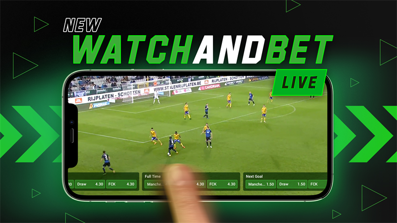 Unibet Launches Watch&Bet