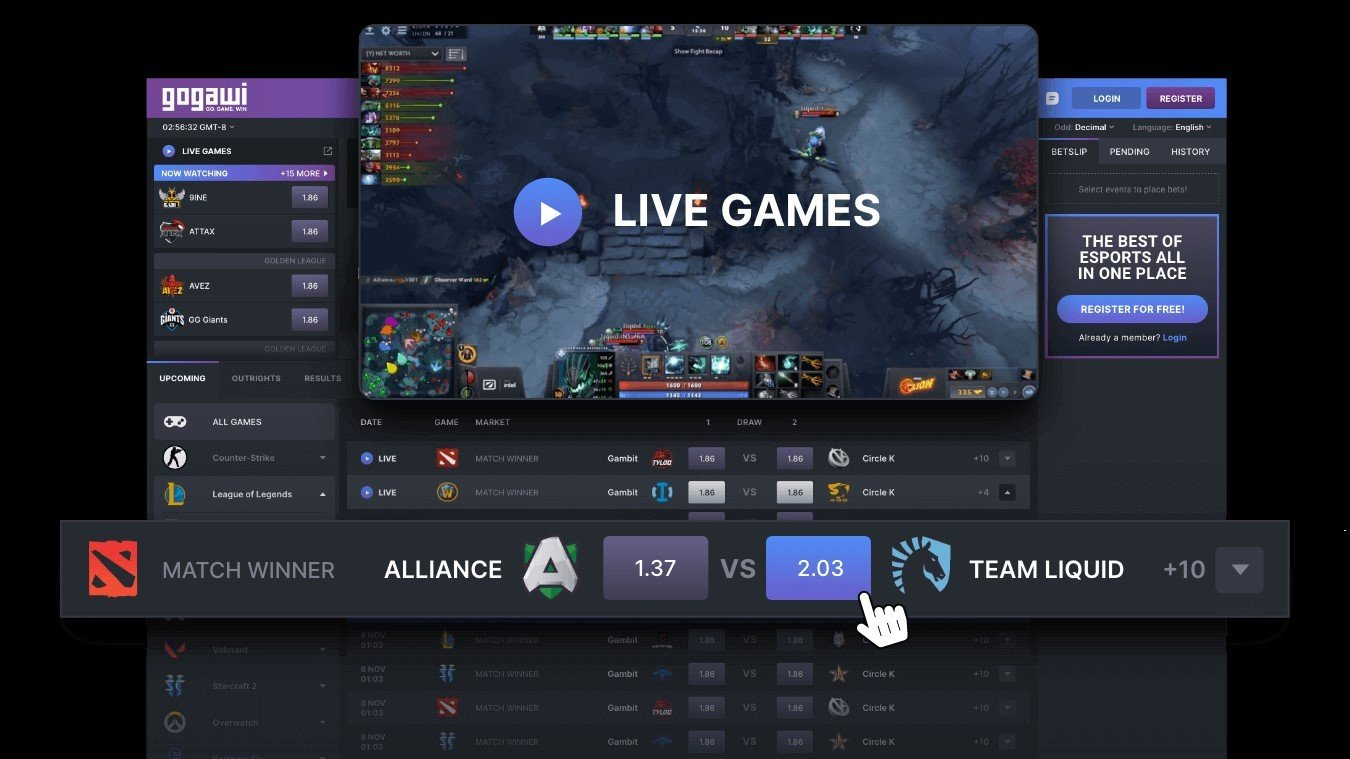 Esports Technologies Enters Thai Gambling Market