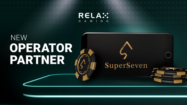 Relax Gaming to Supply Proprietary Content to SuperSeven