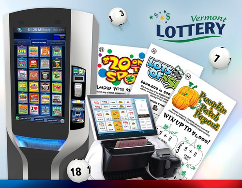 Scientific Games Wins 10-Year Vermont Lottery Systems Contract