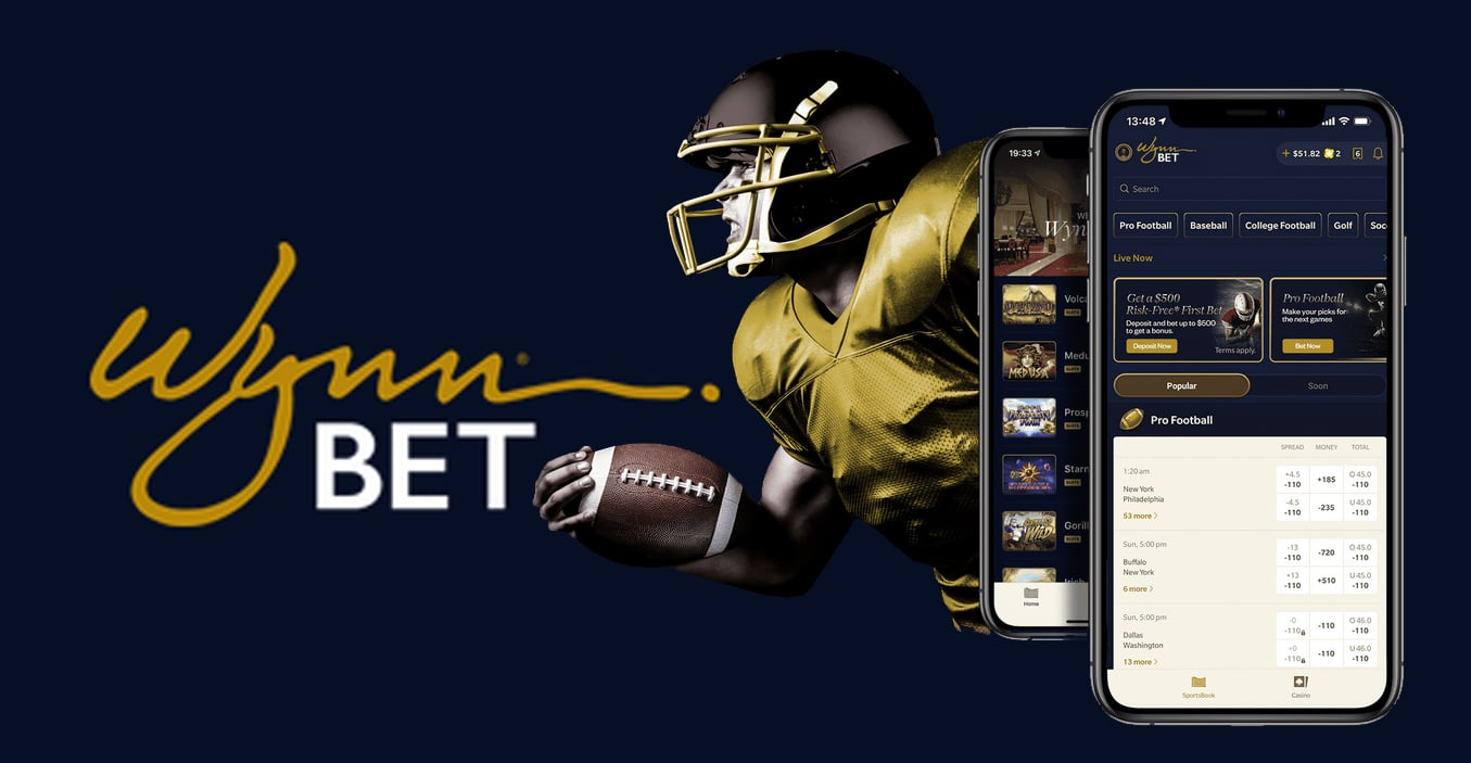 WynnBET Launches Mobile Sportsbook In Fifth State