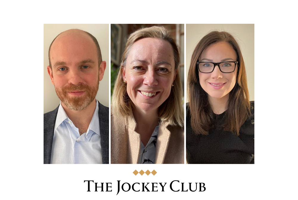 Jockey Club Makes Three Senior Commercial Appointments